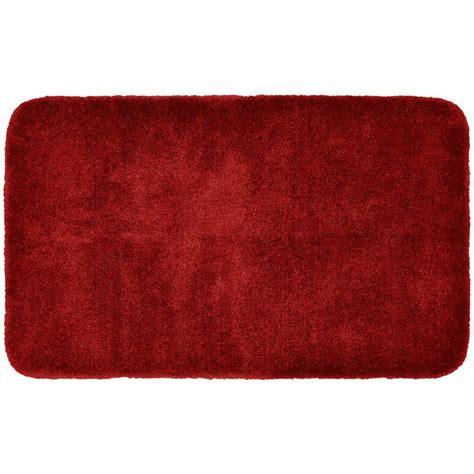 garland rug finest luxury chili pepper red      washable bathroom accent rug pre