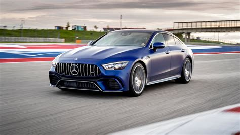 Learn more about amg gt 63 s amg gt 63 coupe 4dr. 2019 Mercedes-AMG GT 4-Door Coupe First Drive: Family Hauler - FRUGALHYPE