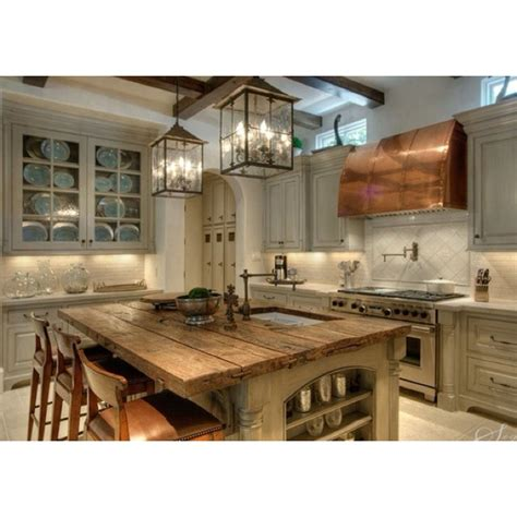 copper top kitchen island the best kitchen copper islands and bar tops 5805