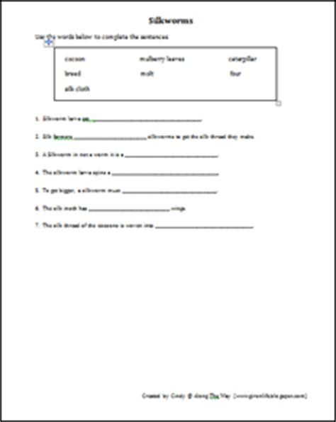 frog cycle worksheets 2nd grade frog cycle
