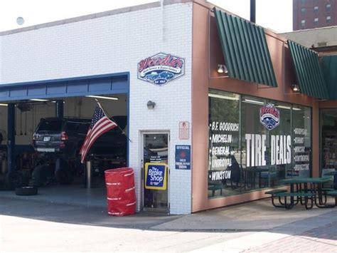 woodies auto service repair center  ward