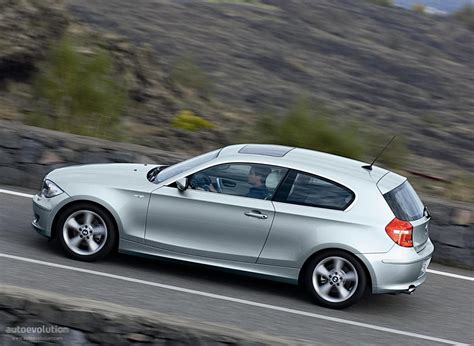 Bmw 1 Series 3 Doors (e81) Specs & Photos