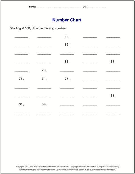 counting by 10 worksheets for kindergarten worksheet mogenk paper works