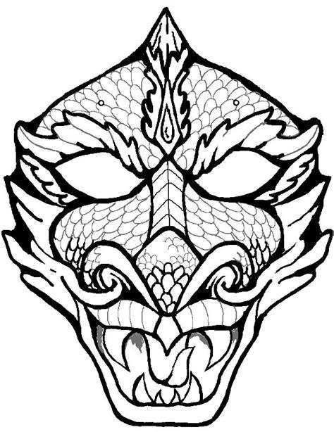 dragon face coloring page coloring pics dragon