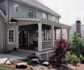 back porches designs open porch designs