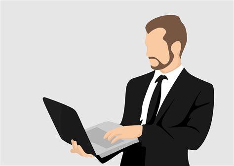 Man Business Cartoon · Free Vector Graphic On Pixabay