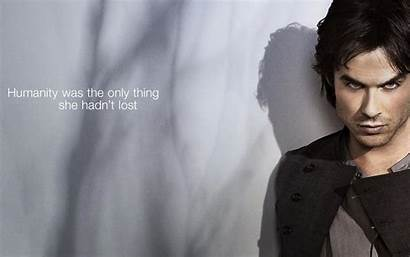 Diaries Vampire Ian Somerhalder Wallpapers Damon Salvatore