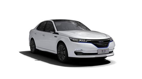 nevs unveils revamped electric saab    china  drive