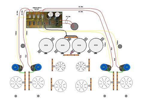 lifier ii vacuum amplifier schematic get free image about