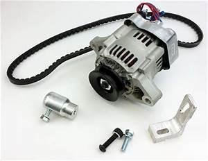 Vw Generator Alternator Conversion Wiring Diagram