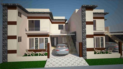 7 Marla Home Design : 7 Marla House Design Model Front Elevation