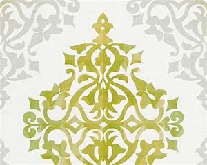 Tapete Grün Weiß : vliestapete barock design wei gr n tapete livingwalls flock 4 95614 4 956144 ~ Sanjose-hotels-ca.com Haus und Dekorationen