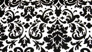 Black and White Fabric Patterns