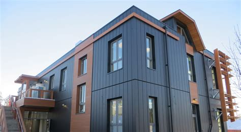 metal cladding installers kelowna wall systems tomtar