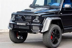 Mercedes Brabus 4x4 : brabus g500 4x4 has a blue leather interior that 39 s nifty autoevolution ~ Medecine-chirurgie-esthetiques.com Avis de Voitures