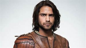 The Musketeers star Luke Pasqualino - Not as brave as his ...