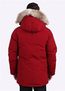Canada Goose Chateau Parka Redwood