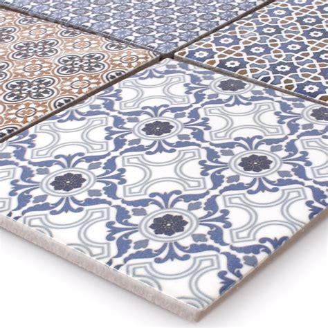 Keramik Mosaik Fliesen Zement Optik Classico Ebay