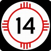 New Mexico State Route 14 – Wikipedia
