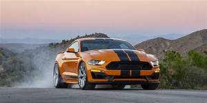 Shelby Ford Mustang GT-S for Sixt Rent a Car