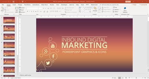 creative powerpoint templates  marketing