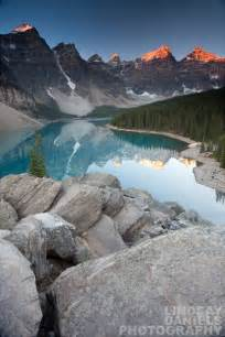 Canada Moraine Lake Banff National Park Night