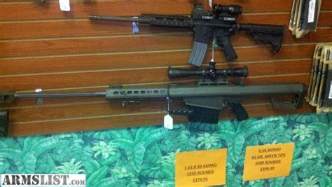 Used 50 Bmg For Sale by Armslist For Sale Barrett M82a1 50 Bmg Awesome Gun