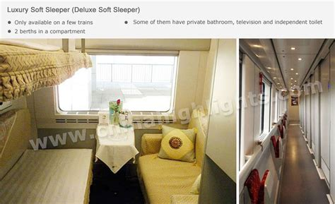 How To Choose Train Types & Seat Class In China