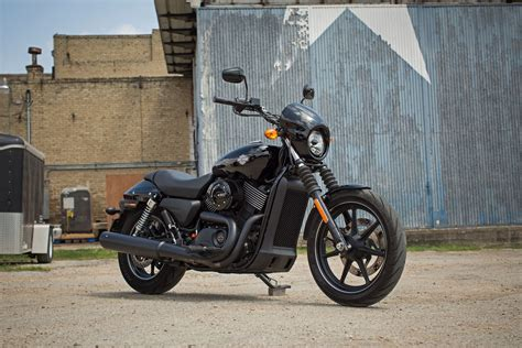 2017 Harley-davidson Street 750 Buyer's Guide
