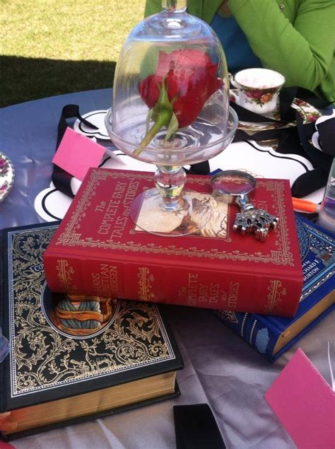 Beauty And The Beast Centerpieces For Wedding