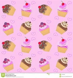 Cute Cupcake Backgrounds - WallpaperSafari