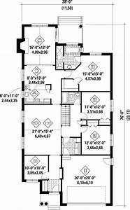 nash, traditional, ranch, home, plan, 126d