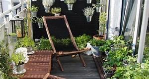 deco balcon With idee amenagement jardin zen 3 20 jolis petits balcons joli place