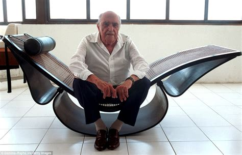 chaise copacabana the elevation icons oscar niemeyer in his