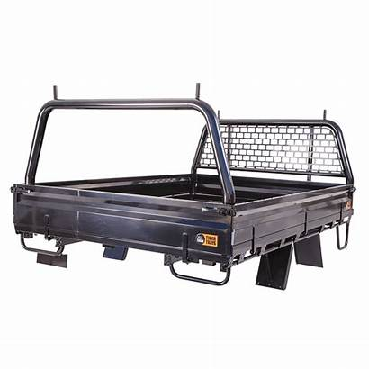 Steel Ute Tray Trays Australia Rack Dual
