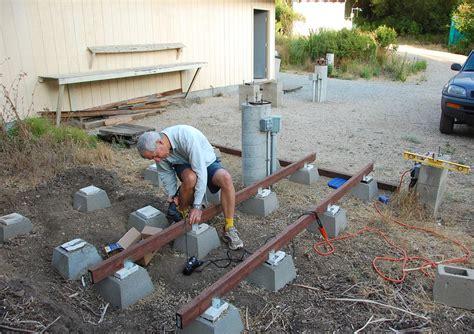 build  portable deck  rv outdoorscartcom
