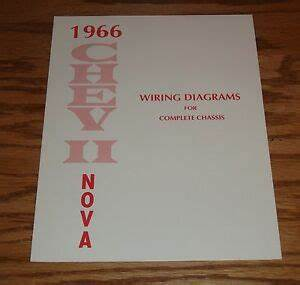 1966 Norton Wiring Diagram : 1966 chevrolet chevy ii nova wiring diagram manual for ~ A.2002-acura-tl-radio.info Haus und Dekorationen