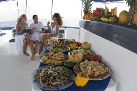 Catamaran Ropa by Cancun All Tours Super Catamar 193 N A Isla Mujeres Y Museo