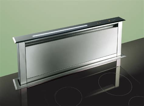 kitchen island extractor hoods downdraft extractors 10 things you need to before