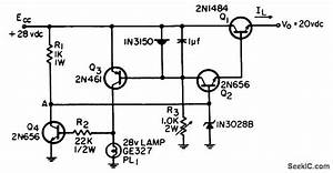 Overload Protection With Td - Control Circuit