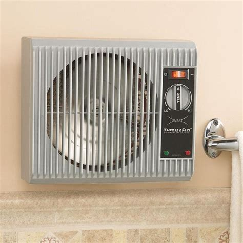 Bathroom Wall Heater At Brookstone—buy Now