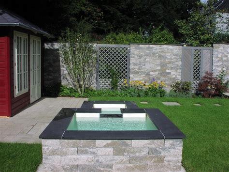 Gartengestaltung Modern Mit Wasser by Gartengestaltung Vorgarten Mit Wasser Bilder Garten
