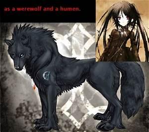 if u were a werewolf what would u look like??? - anime ...