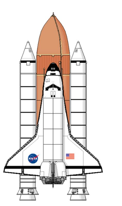 space shuttle clipart nasa spaceship png pics about space