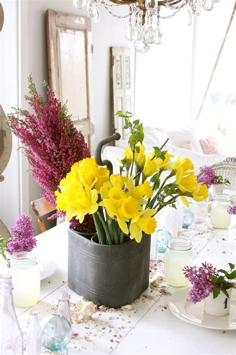 Floral Feast  Decorating Your Home With Flowers For