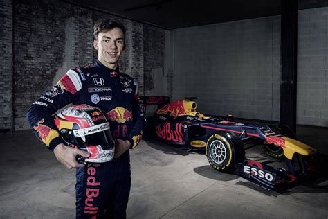 Pierre Gasly Red Bull by Red Bull Contrata A Pierre Gasly First Drive M 233 Xico