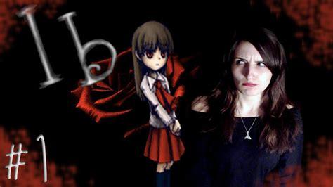 Ib Part 1 Indie Rpg Maker Horror Game Playthrough