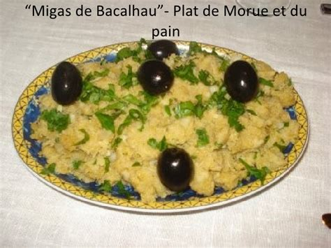 cuisine portugaise morue cuisine portugaise