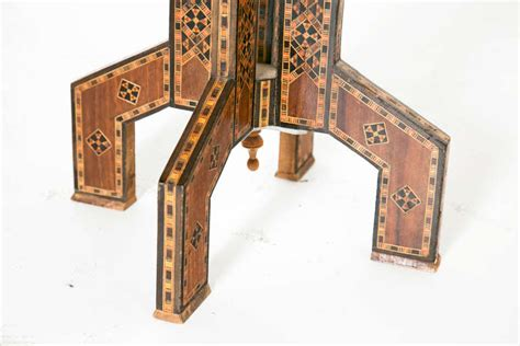 vintage nightstands for vintage ottoman inlaid table at 1stdibs 6851