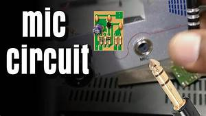 Motherboard Audio And Mic Wiring Diagram